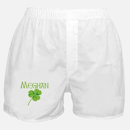 Meghan shamrock Boxer Shorts