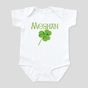 Meghan shamrock Infant Bodysuit