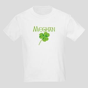 Meghan shamrock Kids Light T-Shirt