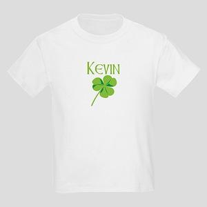 Kevin shamrock Kids Light T-Shirt