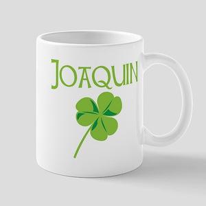 Joaquin shamrock Mug