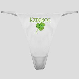 Kadence shamrock Classic Thong