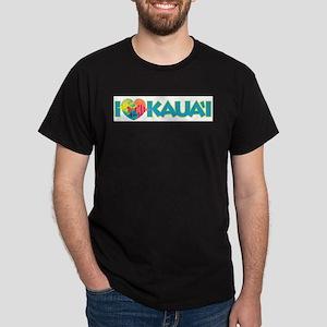 I Love Kaua'i T-Shirt
