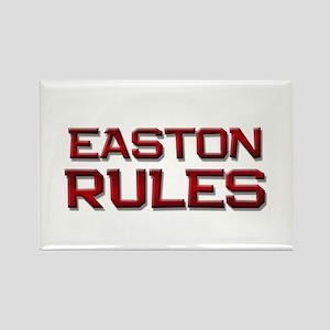 easton rules Rectangle Magnet