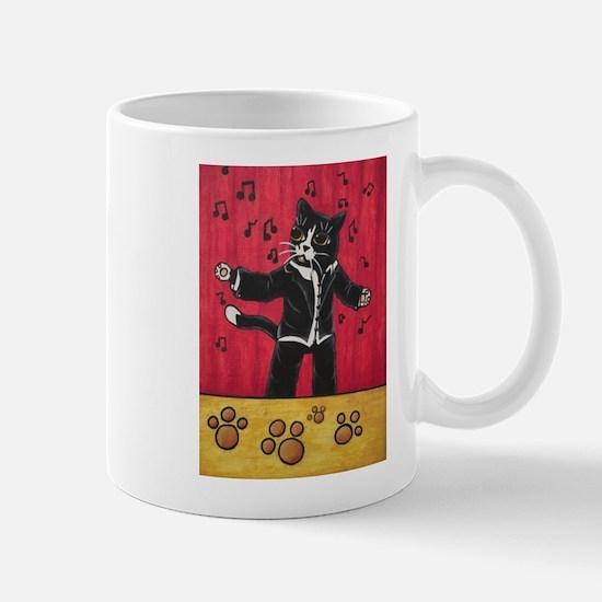 Opera Cat Mugs