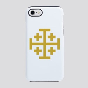 Crusaders Cross iPhone 8/7 Tough Case