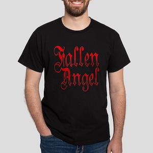 Fallen Angel Black T-Shirt