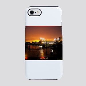 Pittsburgh Sunset iPhone 7 Tough Case