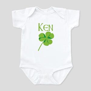 Ken shamrock Infant Bodysuit