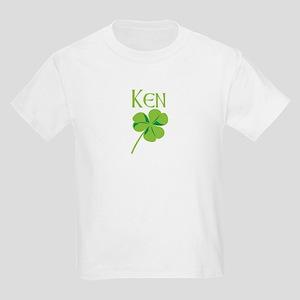 Ken shamrock Kids Light T-Shirt