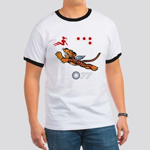 Flying Tigers Women's Color T-Shirt