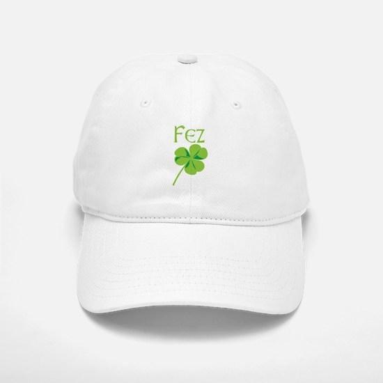 Fez shamrock Baseball Baseball Cap