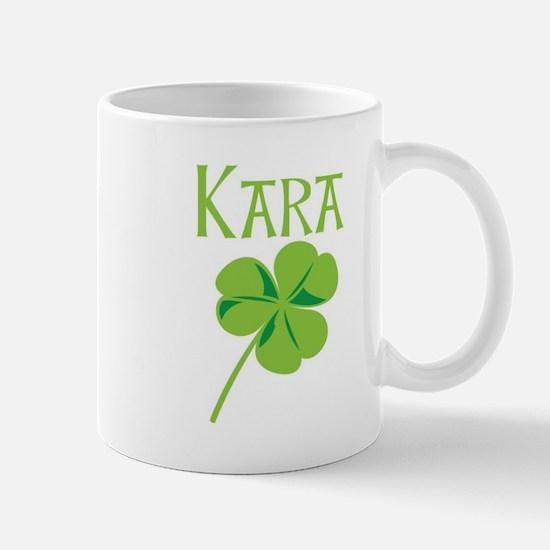 Kara shamrock Mug