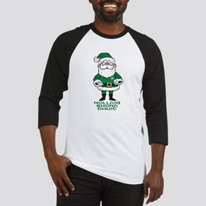 Santa O'Claus Baseball Jersey