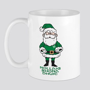 Santa O'Claus Mug