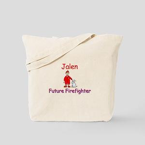 Jalen - Future Firefighter Tote Bag