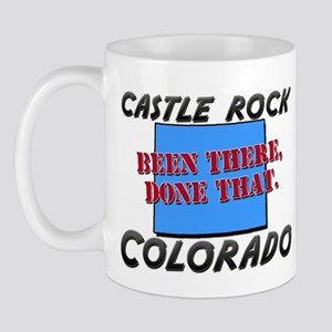 castle rock colorado - been there, done that Mug