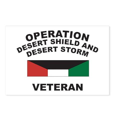 Kuwait Veteran 1 Postcards (Package of 8)