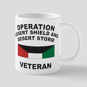 Kuwait Veteran 1 Mug
