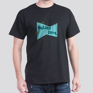 Baking Diva Dark T-Shirt