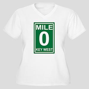milezeroTSHIRT Plus Size T-Shirt