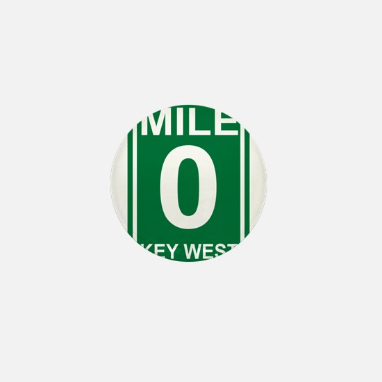 Cute Key west Mini Button