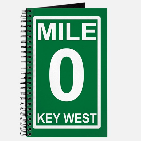 Mile Zero Key West Journal