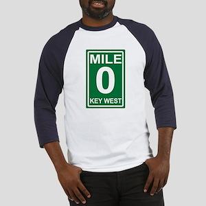 milezeroTSHIRT Baseball Jersey