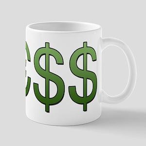 Less money Mugs