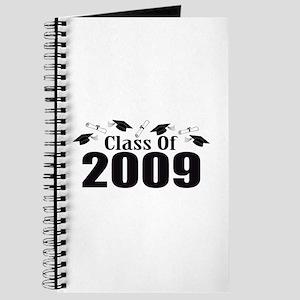 Class Of 2009 (Black Caps And Diplomas) Journal