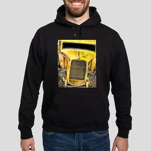 Mellow Yellow Hoodie (dark)