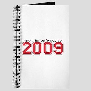 Kindergarten Graduate 2009 (Red) Journal