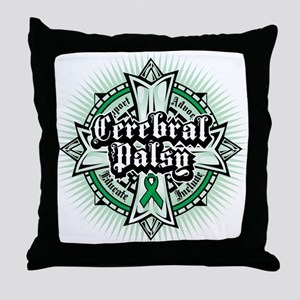 CP: Celtic Cross Throw Pillow