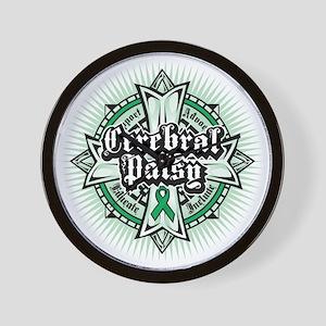 CP: Celtic Cross Wall Clock