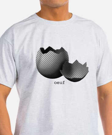 A/ EASTER egg T-Shirt