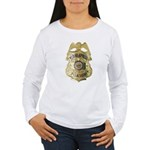 Minneapolis Police Women's Long Sleeve T-Shirt