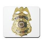 Minneapolis Police Mousepad