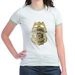 Minneapolis Police Jr. Ringer T-Shirt