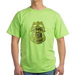 Minneapolis Police Green T-Shirt
