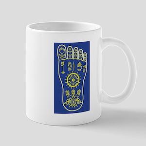 Buddha's Foot Mug