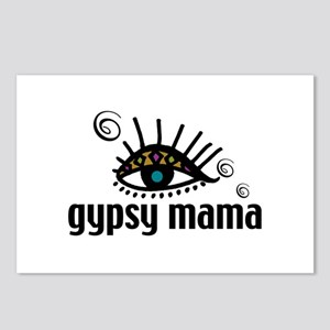 Eye of the Gypsy Postcards (Package of 8)