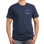 Paramedic Action Men's Fitted T-Shirt (dark)
