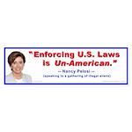 Nancy Pelosi (Bumper 10 pk)