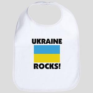 Ukraine Rocks Bib