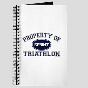Property of Sprint Triathlon Journal