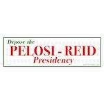 Pelosi-Reid (Bumper 50 pk)
