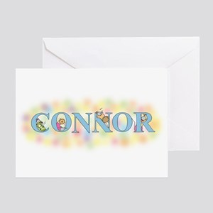 """""""Conner"""" with Mice Greeting Card"""