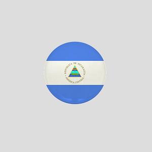 Nicaraguan Mini Button