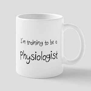 I'm training to be a Physiologist Mug