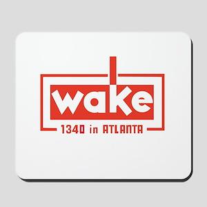 WAKE Atlanta 1959 -  Mousepad